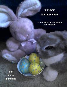 Plot Bunnies Cover 1