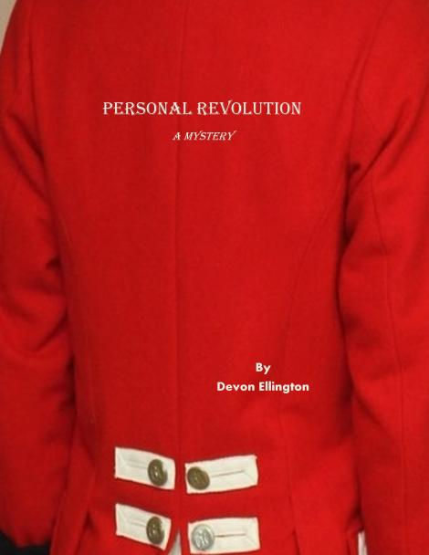 Personal Revolution Cover
