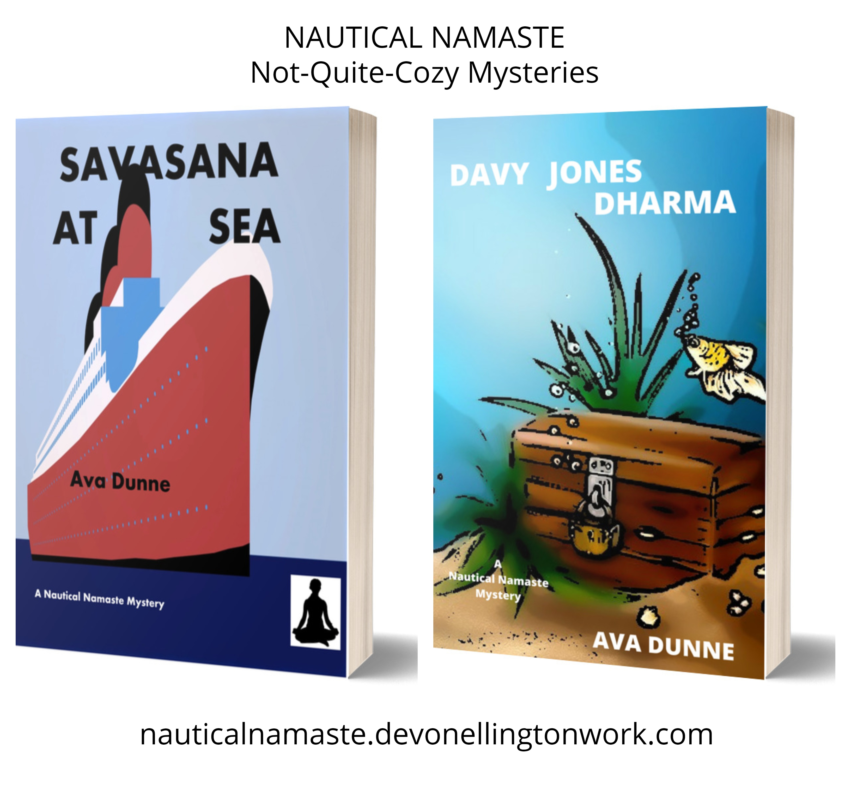 Nautical Namaste 2B 3D Collage