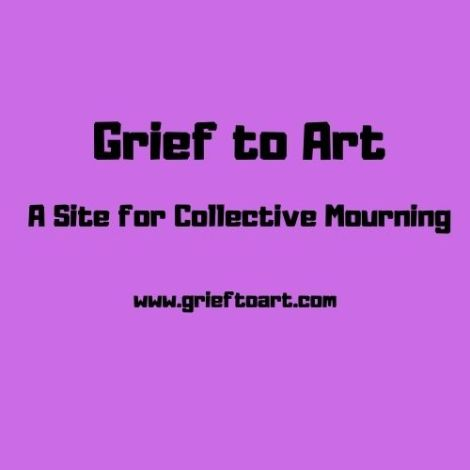 Grief to Art Logo